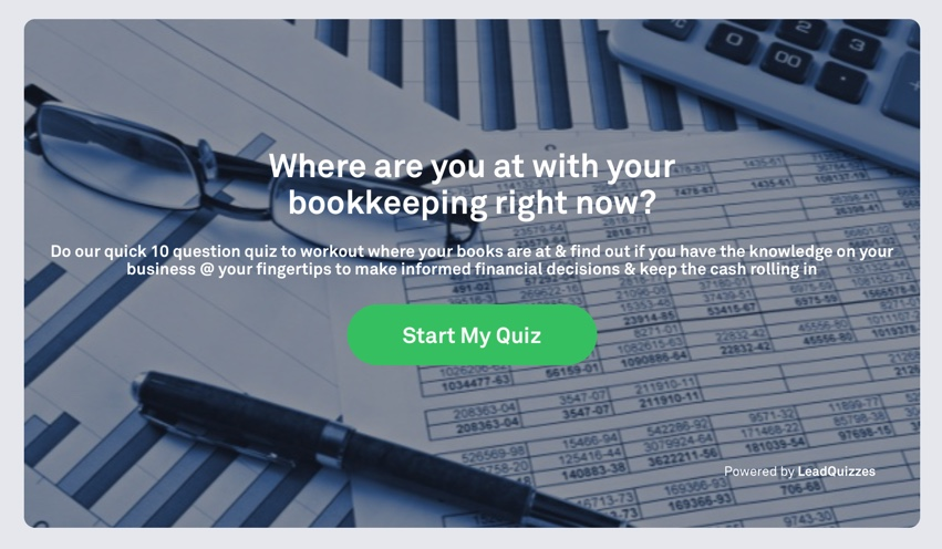 free business health check with Notch Above Bookkeeping
