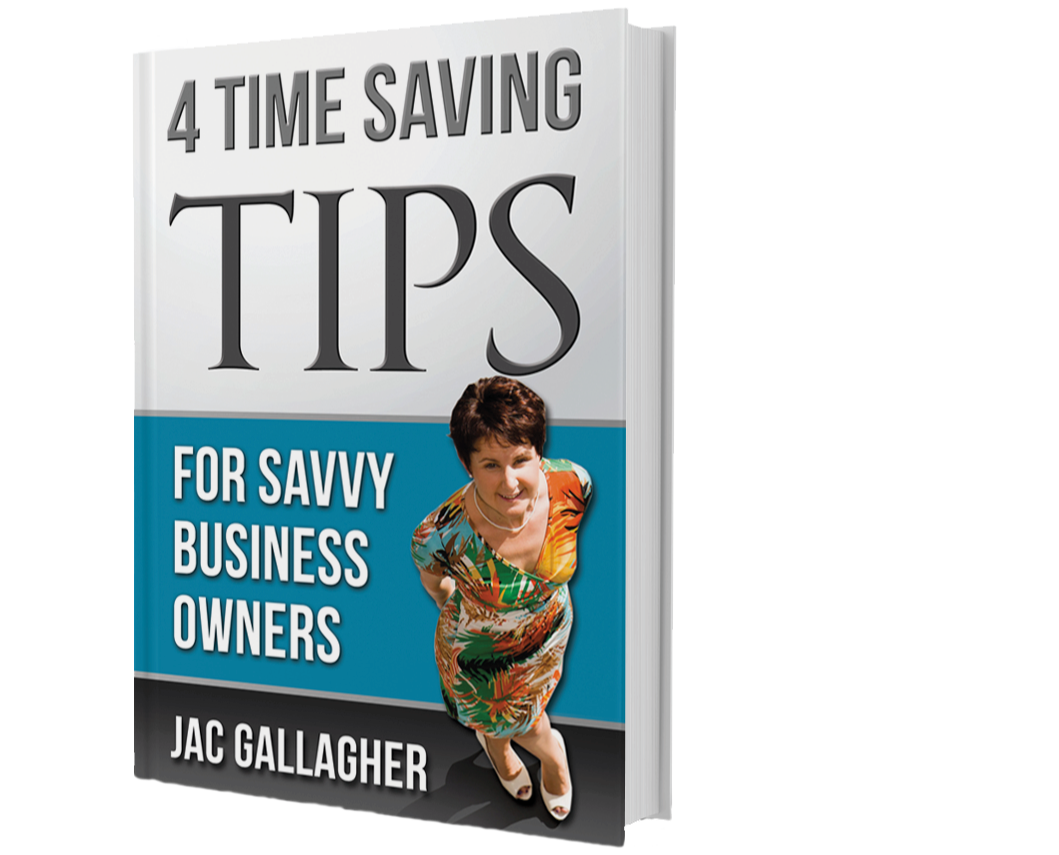 4 Time Saving Tips for Savvy Business Owners