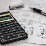 calculator financials pen