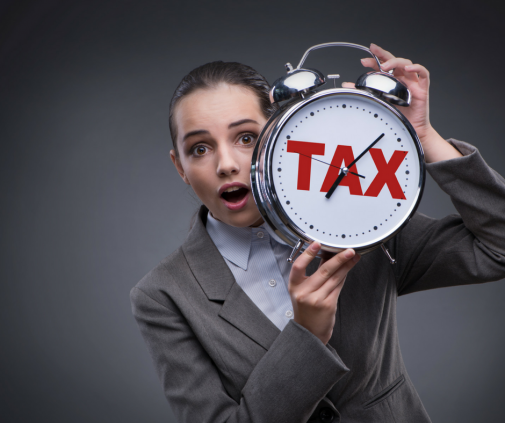 planning for tax time deadline