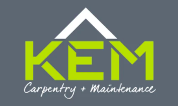 KEM Carpentry & Maintenance logo