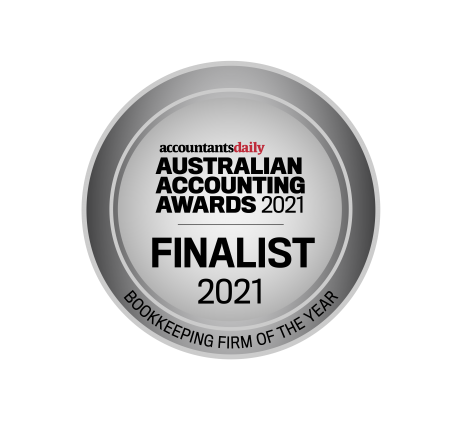 2021 Bookkeeping Firm of the Year finalist